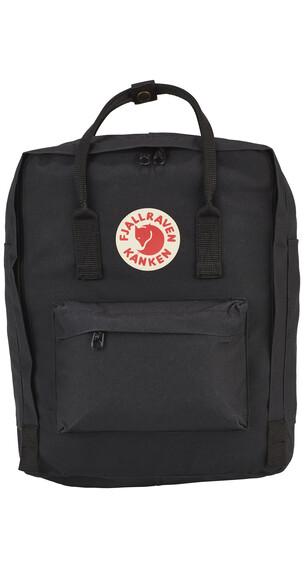 Fjällräven Kanken Backpack Black